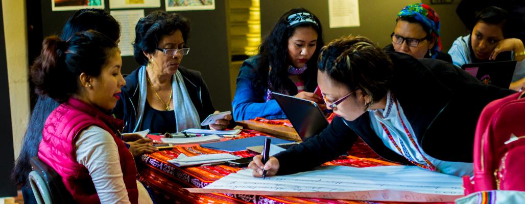 Informe Mairin Bila Baikra: Las voces de las Mujeres Indígenas