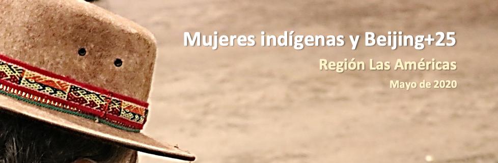 Mujeres Indígenas y Beijing +25: Región Las Américas